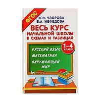 Весь курс начальной школы в схемах и таблицах. 1-4 класс. Русский язык, математика, окружающий мир. Узорова О.