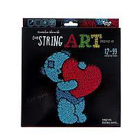 Набор креативного творчества 'Тонкая нить' 'Мишка' серии 'STRING ART' STRA-01-05