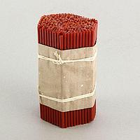 Свечи красные церковные 60, упаковка 2кг