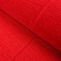 Бумага гофрированная 618 'Красный мандарин', 50 см х 2,5 м