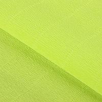 Бумага гофрированная, 958 'Светло-зелёная', 0,5 х 2,5 м