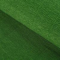 Бумага гофрированная, 991 'Зелёный лист', 50 см х 2,5 м