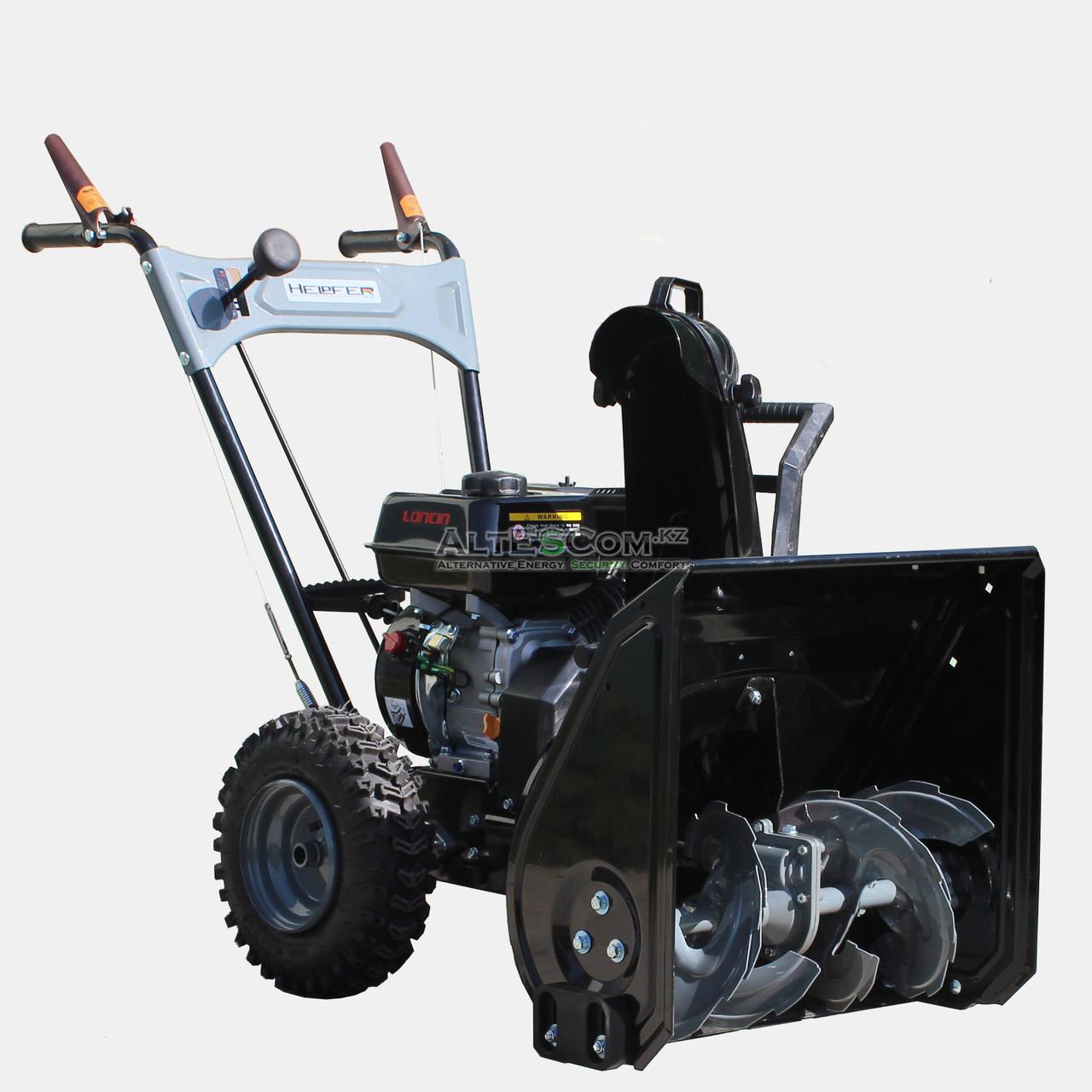 Снегоуборщик бензиновый HELPFER KCM21