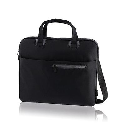 """Сумка для ноутбука Hama Sydney, 00101932, up to 15.6"""", Black-grey"""