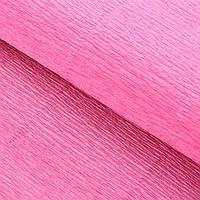 Бумага гофрированная, 954 'Розовая', 0,5 х 2,5 м