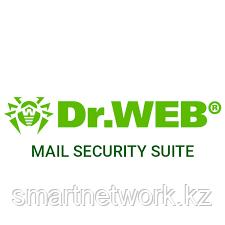 Dr.Web Mail Security Suite защита почты