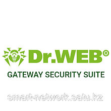 Dr.Web Gateway Security Suite - защита шлюзов