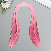 Полоски для квиллинга 120 полосок плотность 80 гр 'Ярко-розовые' ширина 0,5 см длина 53 см 517733