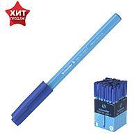 Ручка шариковая Schneider Tops 505 F узел 0,8мм, голубой корпус, синяя 150523 (комплект из 50 шт.)
