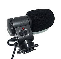 Микрофон для фотоаппарата или видеокамеры MIC109A, фото 1