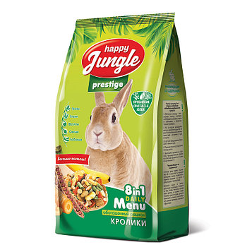Happy Jungle Prestige Корм для кроликов
