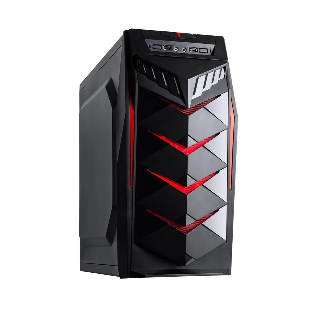 Системный блок, G5400, H310, RAM 4GB, SSD 120GB, 400W