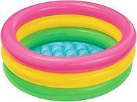 Надувной бассейн 86см INTEX 58924 Новый Детский