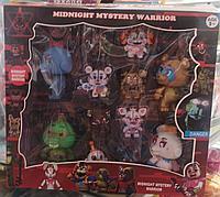 Аниматроники в коробке 12 персонажей