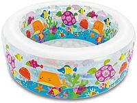 Надувной бассейн Intex 58480, 152см Детский Распродажа