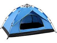 Туристическая палатка автомат 4-х местная зонтовая