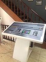 Инфокиоск Информационный стол 55 дюймов для школ
