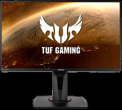 """Монитор Asus TUF Gaming VG259QR 24.5"""" Черный"""