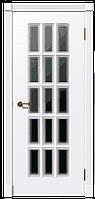 Дверь межкомнатная Невада, Коллекция Венто 800, Остекленное