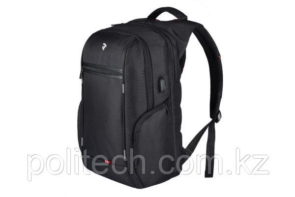 "Рюкзак для ноутбука 2Е 16"" 2E-BPN9004BK, черный"