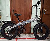 """Электровелосипед NAKXUS 48v 500w (max 1000w), аккум. Li-ion 48v 10,4 A/H. Складной. Колеса 20*4"""""""