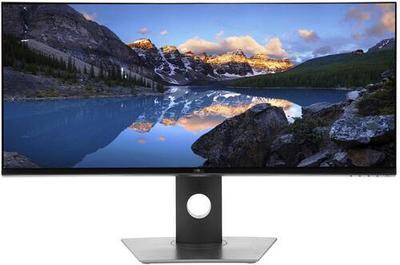 """Монитор Dell UltraSharp U3419W 34"""" серый"""