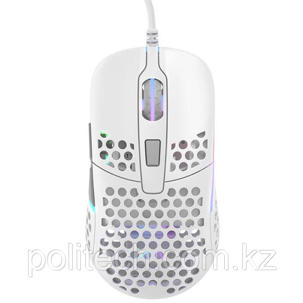 Мышь игровая Xtrfy M42 RGB USB White