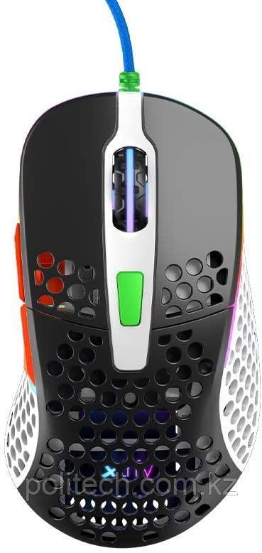 Мышь игровая Xtrfy M4 RGB, Limited Street Edition