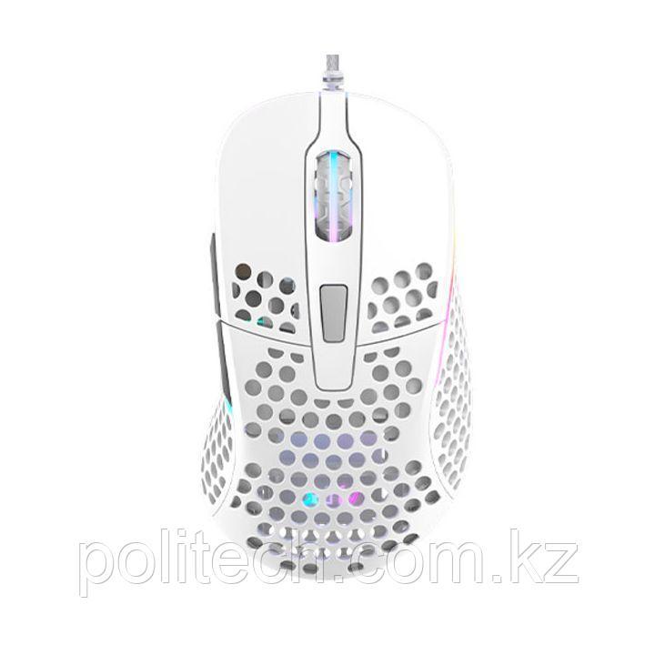 Мышь игровая Xtrfy M4 RGB, White