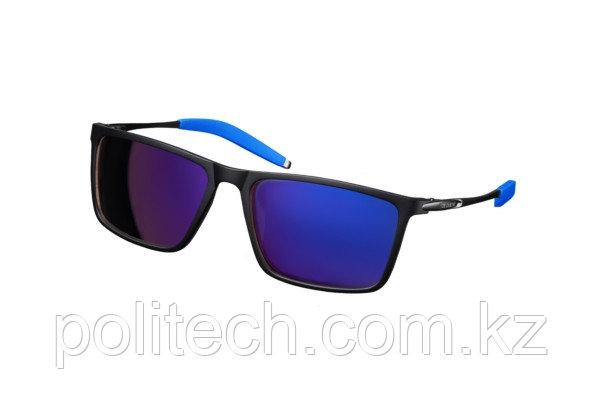 Очки 2Е Gaming Anti-blue Glasses Black-Blue с антибликовым покрытием