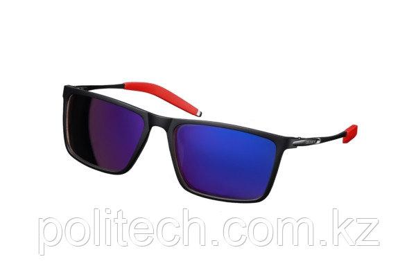 Очки 2Е Gaming Anti-blue Glasses Black-Red с антибликовым покрытием