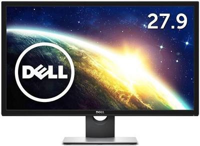 "Монитор Dell S2817Q 27.9"" черный"