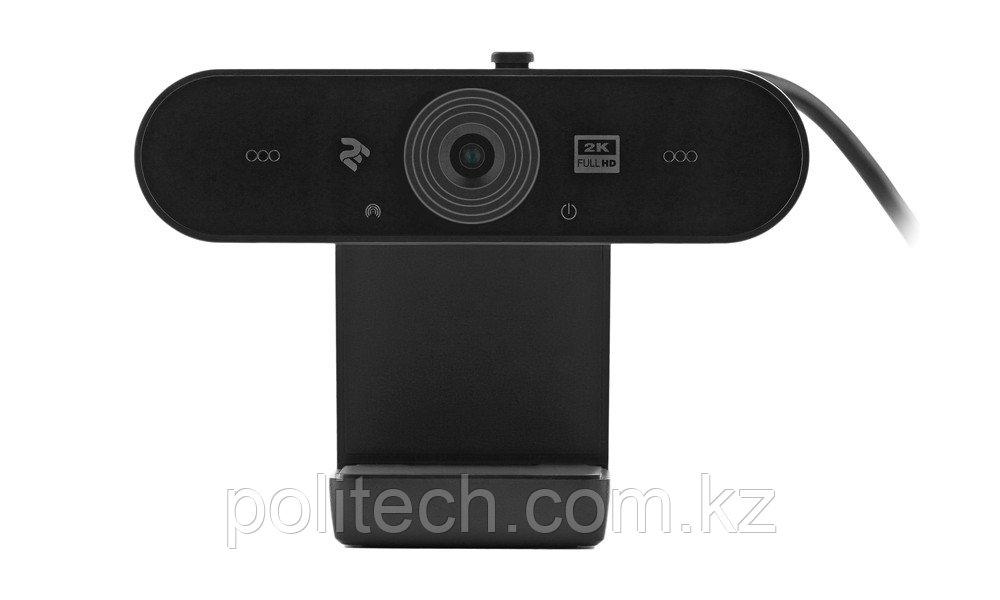 Веб-камера 2E WQHD 2К USB Black
