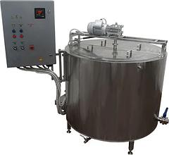 Ванны длительной пастеризации (ВДП, пастеризаторы молока)
