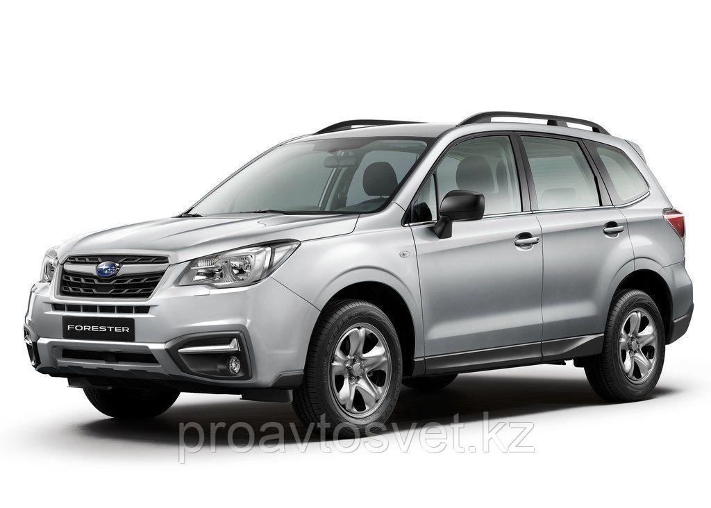 Доводчик дверей (присоски) для Subaru Forester (2017-2018)