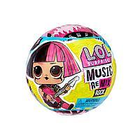 Кукла LOL Surprise Musik Remix Rock
