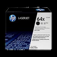 HP CC364X, Картридж с тонером HP 64X LaserJet, черный for LaserJet P4015/4515, up to 24000 pages.