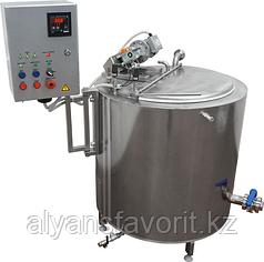 Ванна длительной пастеризации (ВДП 200 литров, паровая) ИПКС-072-200П(Н)
