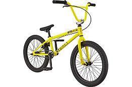 Трюковый Велосипед BMX GT Air Gloss GT Yellow Black. Kaspi RED. Рассрочка