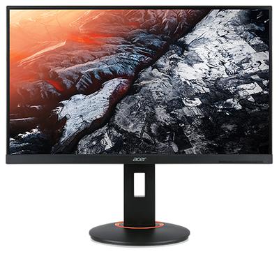 """Монитор Acer XF250QCbmiiprx 24.5"""" черный"""