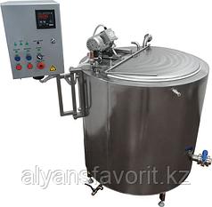 Ванна длительной пастеризации (ВДП 350 литров, электрическая) ИПКС-072-350(Н)