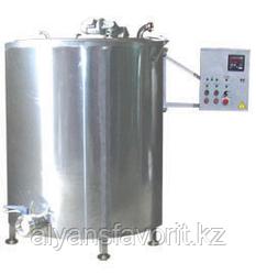 Ванна длительной пастеризации (ВДП 1000 литров, паровая) ИПКС-072-1000П(Н)
