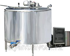 Ванна охлаждения (для молока, закрытого исполнения) ИПКС-024-630(Н), хладопроизводительность 4 кВт