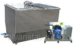 Ванна охлаждения (для молока) ИПКС-024-1000(Н), хладопроизводительность 6 кВт