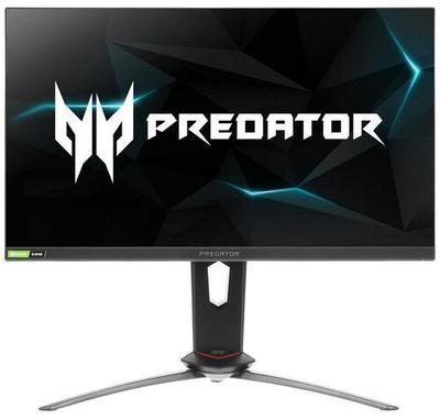 """Монитор Acer Predator XB253QGPbmiiprzx 24.5"""" черный"""
