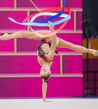 Ленты для художественной гимнастики