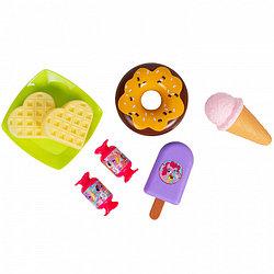 Мой маленький пони. Набор десертов, 10 предметов. TM MLP
