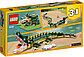 Lego Creator 31121 Creator Крокодил, фото 2