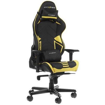 Кресло игровое DXRacer Racing OH/RV131/NY Желтый