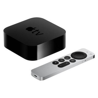 Приставка Apple TV 4K A2169 64 Гб Черный